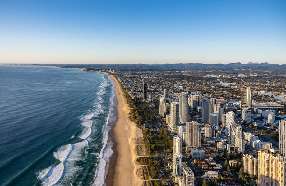 ▲ No brainer: Iris Capital identified Broadbeach on the Gold Coast as the prime site for its first project outside NSW.