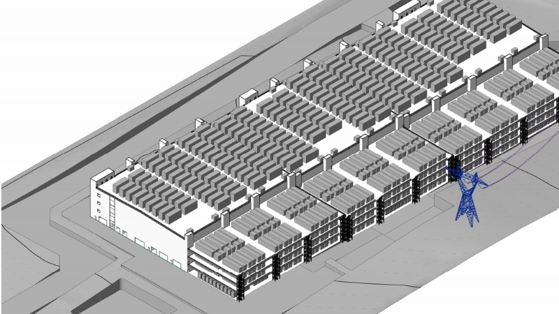 ▲ Airtrunk is expanding its cloud-based infrastructure with plans to build a $472 million data centre in Sydney's Blacktown.