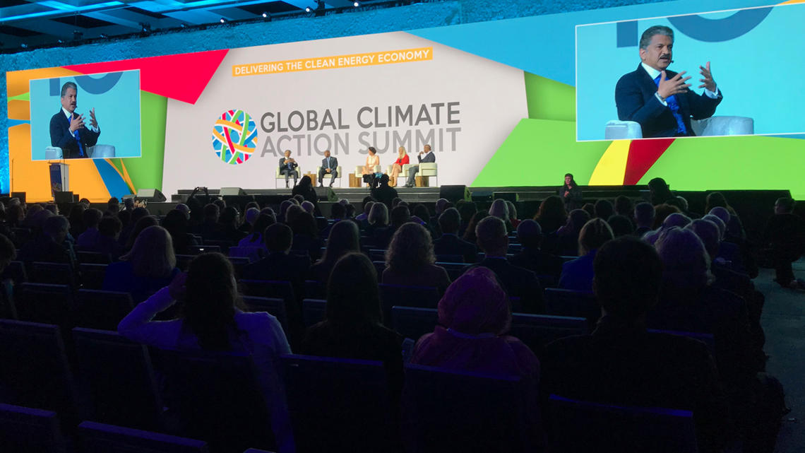 Around 4,500 delegates from cities including Sydney, London, Milan, Montreal, New York, Paris, Tel Aviv, Tokyo and Washington D.C. have called on national governments to redouble their climate action commitments.