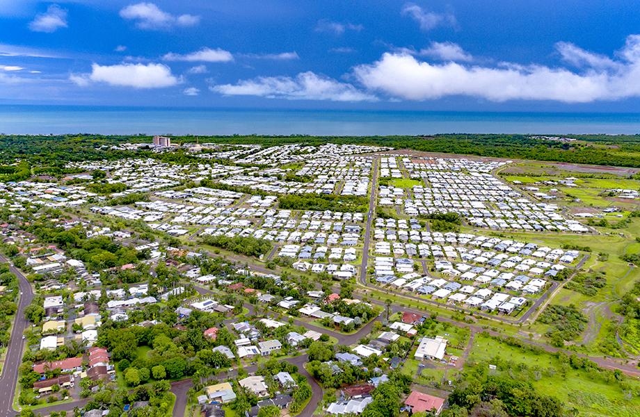 DHA's masterplanned Breezes Muirhead development in Darwin NT