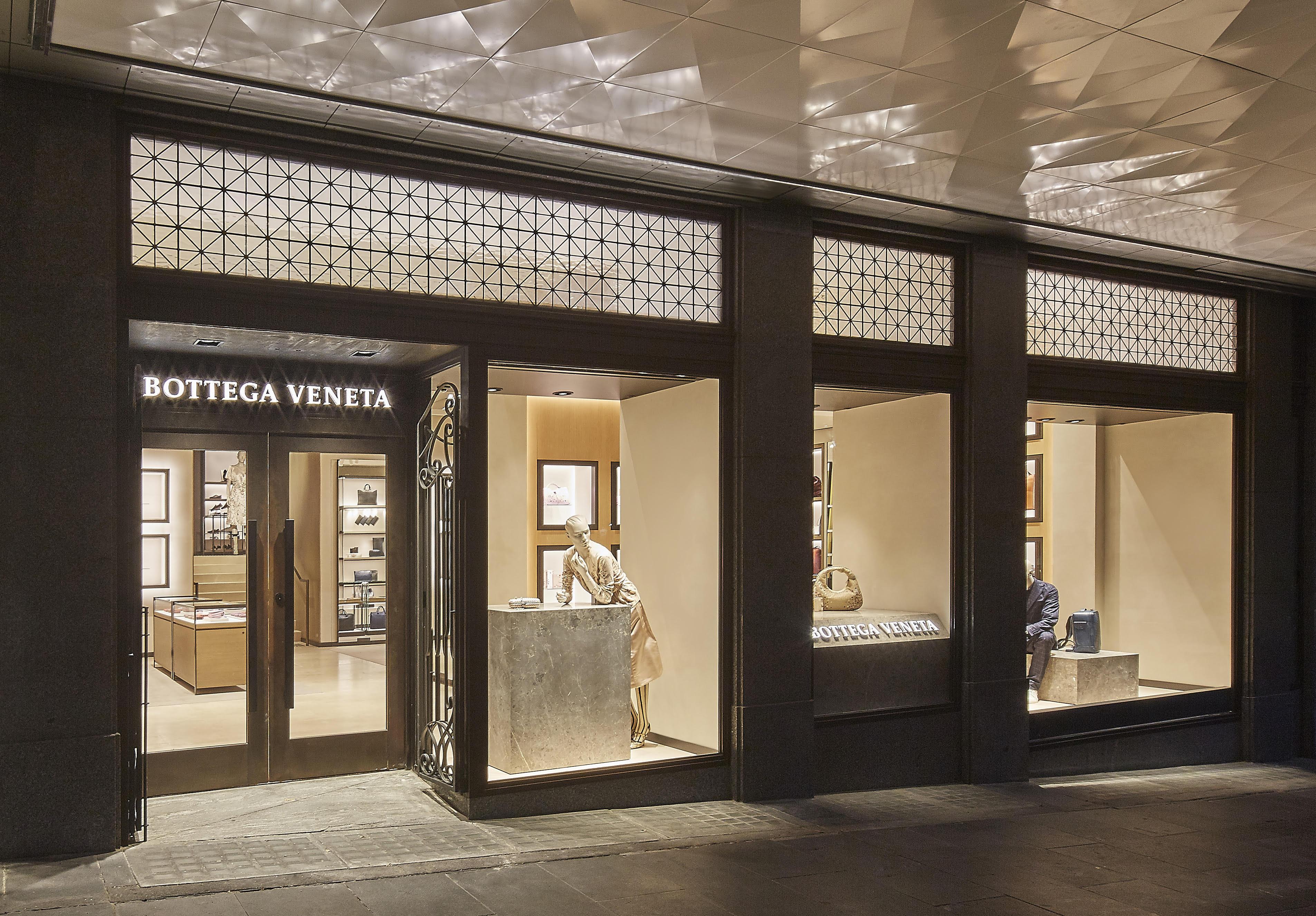 Bottega Veneta opening its first Australian flagship store in the heritage building.