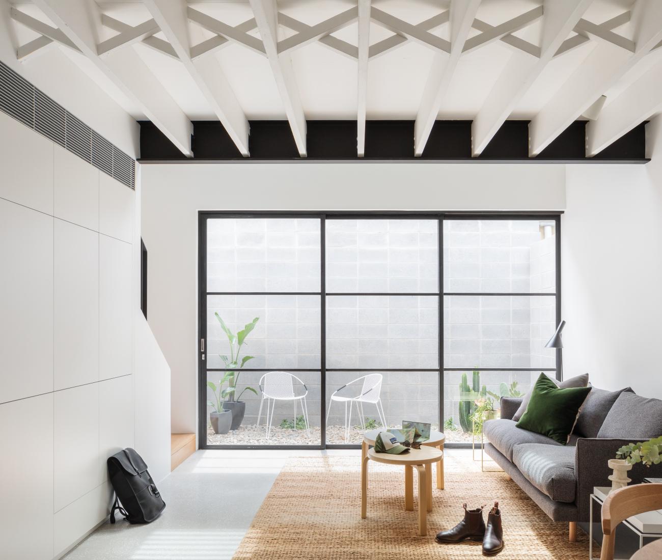 Brad Swartz Architect for Loft House x2, NSW