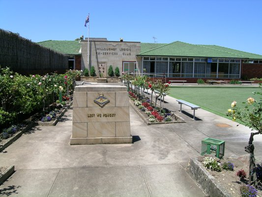 ▲ Willoughby Legion Ex-Services Club will make way for a new club and senior living, along with a memorial garden. Image: Heart of Willoughby