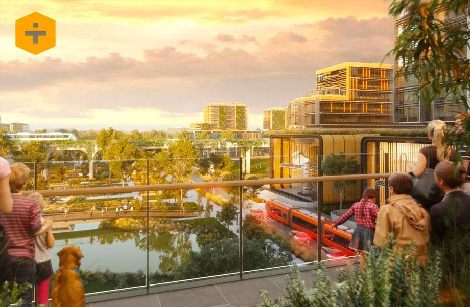 Rezoning western sydney