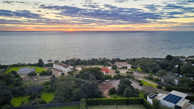 Hengyi lodges plans for luxury retirement community in Mt Eliza