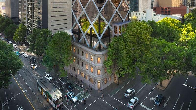 Paragon—318 Queen Street, Melbourne, Vic 3000