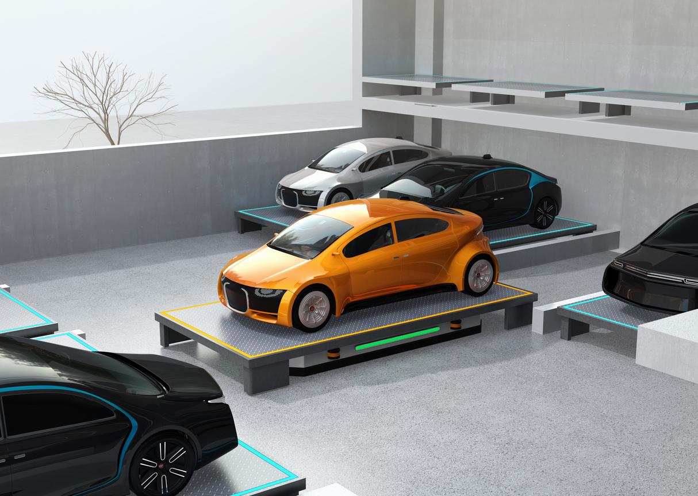Future Car parking