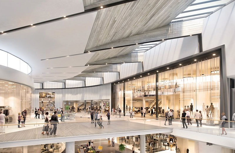 Karrinyup Shopping Centre redevelopment