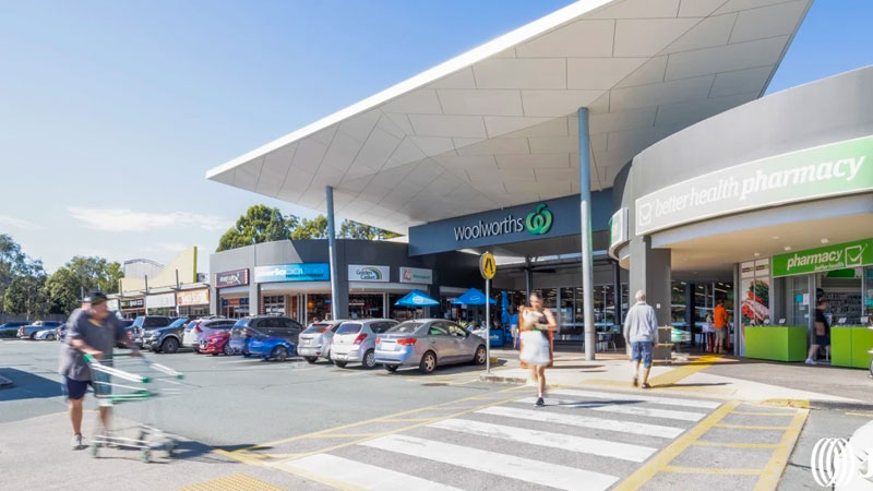 ▲ HomeCo recently spent $160 million on supermarket-anchored shopping centres driven by non-discretionary spending.