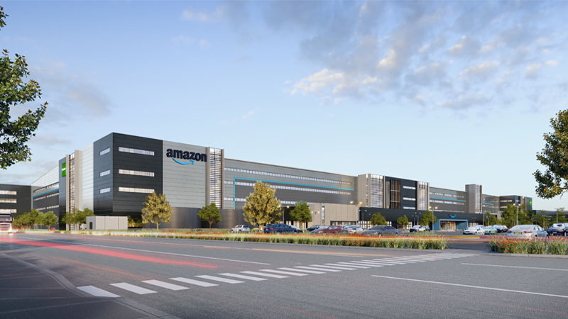 ▲ Amazon will invest $500 million in its new Western Sydney distribution centre (pictured).